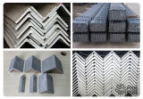 Material de construção do aço do ângulo do ferro de A36 Q235 Ss400