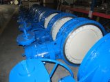 Doppia valvola direzionale di Rotry di sigillamento del metallo per il trattamento delle acque di circolazione in stabilimento chimico