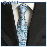 2017新しい方法縞によって編まれる標準的な人のネクタイ
