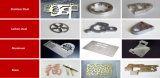 Venta caliente CNC Máquina de corte láser de fibra para materiales metálicos