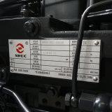 Super Stille die 80kVA/64kw Gensets door de Dieselmotor van Shanghai wordt aangedreven