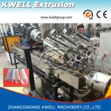 Chaîne de production de boyau de fil d'acier de PVC/machine transparentes renforcées d'extrusion