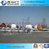 Gás Refrigerant do Isobutane R600A para a condição do ar
