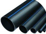 Tubo de alimentação de água azul do tubo flexível