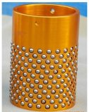 Китай высокое качество латунные POM пластиковые алюминиевые Precision шарик фиксатора