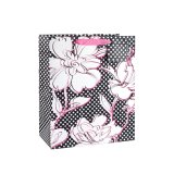 Розовые цветы схемы цветные одежды обувь подарок бумажных мешков для пыли