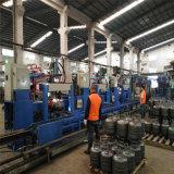 Полностью автоматический газовый цилиндр производственной линии для 12,5 кг