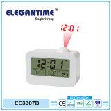 Подарочные часы с проекцией времени и термометр для детского
