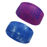 Headband impresso do guia do suor do enxerto do &Yoga Running de Breathability anti, Bandana