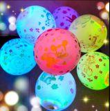 크리스마스 훈장 아이들 Kis 장난감 LED 가벼운 유액 풍선