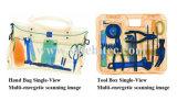 Cargo de alta resolución de la imagen, máquina de la exploración de la radiografía del bagaje