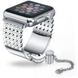 De nieuwe Online Riem van het Horloge van de Armband van het Roestvrij staal van de Manier voor het Horloge van de Appel