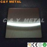 304/201/316 di raso dello strato no. 4 dell'acciaio inossidabile con i colori Ti-Neri del rivestimento