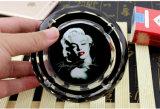 Gift van Marilyn Monroe van de Ster van de Films van Hollywood de Creatieve Rokende voor het Asbakje van het Kristal van de Beroemdheid van Collectibles van de Herinneringen van het Meisje van de Vrouw