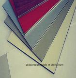 L'aluminium de panneaux composites en plastique pour le revêtement de mur extérieur Acm ACP