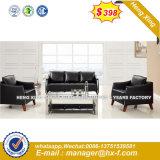 Oficina Oficina Durable Sofá Sofá de cuero (HX-S238)