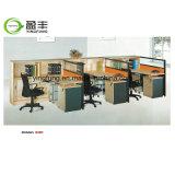 علاوة إدماج تضمينيّة خشبيّة مكتب مركز عمل مكتب [يف-غ1301]