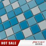 Свет - мозаика голубого цвета керамическая для бассеина