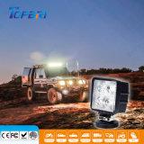IP67 op zwaar werk berekende 40W LEIDENE van de Vrachtwagen CREE AutoKoplamp