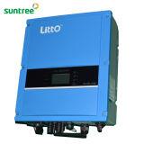 En la red eléctrica el inversor y el inversor de potencia para el sistema de energía solar fotovoltaica (dc a ac; monofásica o trifásica) Inversor Grid-Tie