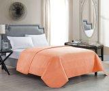Moins cher en microfibre promotionnel couvre-lit pour literie d'accueil
