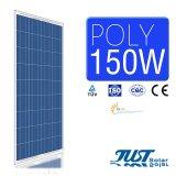 Poli comitati solari 150W di migliori vendite per il servizio della Cambogia