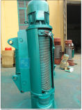 Suministro de la fábrica polipasto de cable eléctrico 0.5T-20t con carro