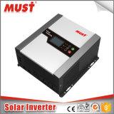AVR機能の1200va/700W太陽インバーター