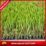 ليّنة خضراء يرتّب عشب مرج اصطناعيّة