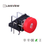 Interruttore tattile illuminato LED del circuito di Spst di alta qualità