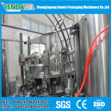 Plastic Software Drink/Carbonated Toilets Edge Washing Filling Capping Machine