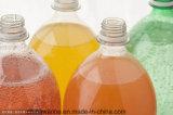 Sumo de laranja fresco chá de leite garrafa pequena máquina de enchimento de líquido