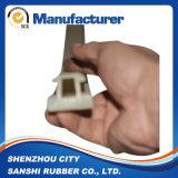 La SGS certifiés Bande d'étanchéité en caoutchouc de silicone transparent