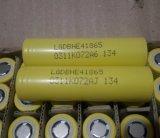 18650 cella di batteria ricaricabile dello Litio-Ione del LG He4 2500mAh