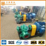 Pompa centrifuga liquida chimica utilizzata per industria/raffineria/annuncio pubblicitario
