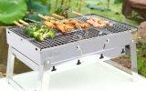 Griglia portatile del BBQ dell'acciaio inossidabile del commercio all'ingrosso caldo di vendita per il partito esterno della famiglia del giardino o di campeggio