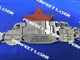 20W 30W 50W Máquina de gravura de marcação a Laser de fibra