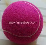 Sfere di tennis su ordinazione dell'animale domestico di alta qualità di marchio, sfera del giocattolo del cane