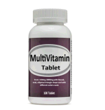 Supplément adulte de nutrition de la tablette 1000mg de multivitamine d'OEM/ODM