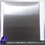 Tôle d'acier balayée par Baosteel d'Inox de délié de Tisco Lisco avec le PVC