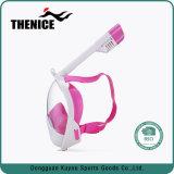Segurança recentemente definida e máscara confortável do Snorkel da face cheia de equipamento de mergulho