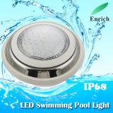 18W AC12V an der Wand befestigtes LED UnterwasserLight/LED Swimmingpool-Licht mit IP68
