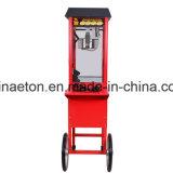 Máquina de las palomitas de ETL con el carro Et-Pop6a-R
