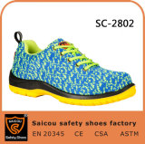 Пальца ноги ботинок безопасности всадника Saicou ботинки безопасности ботинок верхнего стального работая для Engenieer Sc-2802
