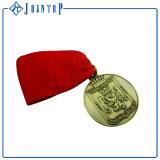 주문 금관 악기 각인 사기질 금속 기장 접어젖힌 옷깃 Pin