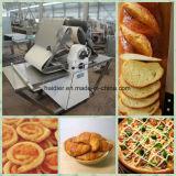パン屋装置の電気こね粉のSheeterによって使用される商業Lavashのパン機械