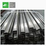 Acier inoxydable de fournisseur de Chinses à moitié autour de tube ou de pipe