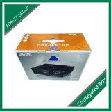 Лоснистая коробка упаковки надземного репроектора Finshing бумажная