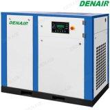 Compressore d'aria a vite rotativo raffreddato aria di 250 chilowatt per l'interruttore concreto