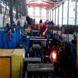 Le CO2 de l'oxygène en bas du réservoir de gaz du vérin de la fermeture de la machine